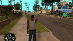 С-Hud Tawer-Ghetto v1.6 Classic