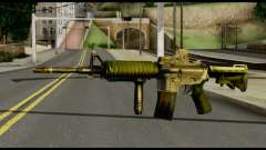 SOPMOD from Metal Gear Solid для GTA San Andreas