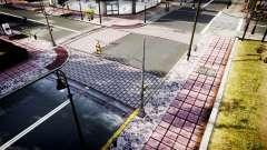 Текстуры дорог высокой чёткости 2014 v1.2