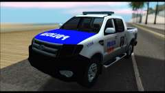 Ford Ranger P.B.A 2015 Text4 для GTA San Andreas