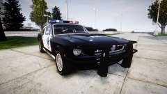 Ford Shelby GT500 Eleanor Police [ELS]