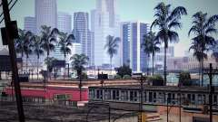 ENBSeries для слабых и средних ПК для GTA San Andreas