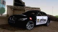 BMW M5 E60 Georgia Police для GTA San Andreas