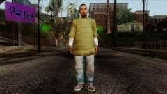 GTA 4 Skin 73 для GTA San Andreas