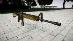 Винтовка M16A2 flora