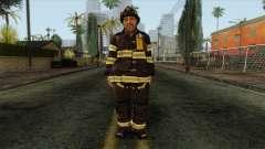 GTA 4 Skin 38 для GTA San Andreas