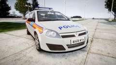 Vauxhall Astra 2009 Police [ELS] 911EP Galaxy