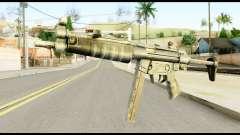 MP5 с Разложенный Прикладом