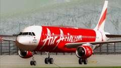 Airbus A320-200 Air Asia Japan для GTA San Andreas