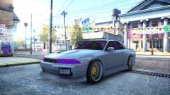 Nissan Skyline R32 GT-R Origin Kit для GTA 4