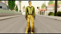 Counter Strike Skin 3 для GTA San Andreas
