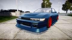 Nissan Silvia S13 1JZ