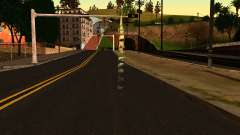 Новогодний Нож для GTA San Andreas