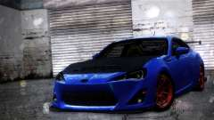 Subaru BRZ Drift Built для GTA San Andreas