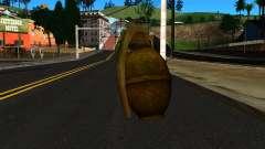 Grenade from GTA 4