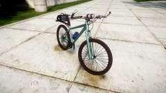 Полицейский горный велосипед [ELS]