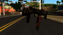 Machine from Shadow Warrior для GTA San Andreas
