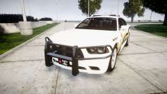 Dodge Charger 2013 Sheriff [ELS] v3.2 для GTA 4
