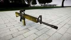 Винтовка M16A2 [optical] olive