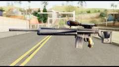 PSG1 from Metal Gear Solid для GTA San Andreas