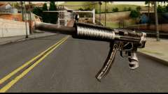 MP5 SD from Max Payne
