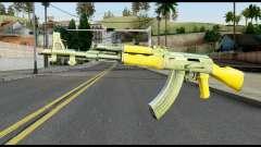 AK47 from Max Payne для GTA San Andreas