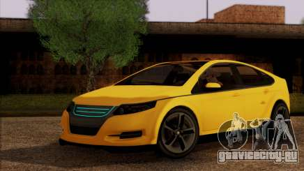 Cheval Surge 1.1 (IVF) для GTA San Andreas