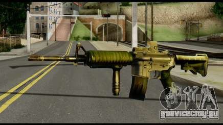 SOPMOD from Metal Gear Solid для GTA San Andreas