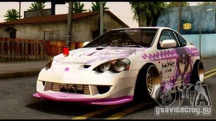 Honda Integra 2002 для GTA San Andreas