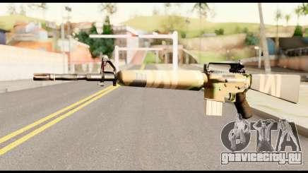 M16 from Metal Gear Solid для GTA San Andreas