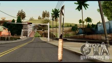 Survival Knife from Metal Gear Solid для GTA San Andreas