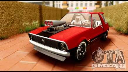Declasse Rhapsody from GTA 5 IVF для GTA San Andreas