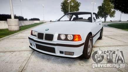 BMW E36 M3 [Updated] для GTA 4