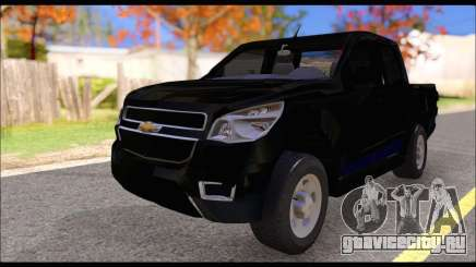 Chevrolet S10 LS 2014 для GTA San Andreas