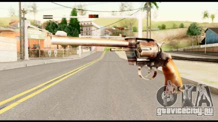 CSAA from Metal Gear Solid для GTA San Andreas
