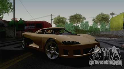 GTA V Overflod Entity XF v.2 (IVF) для GTA San Andreas