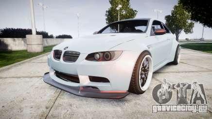 BMW E92 M3 LibertyWalk для GTA 4
