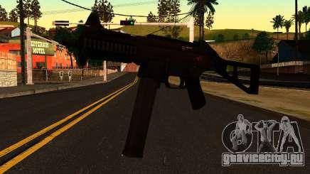 UMP45 from Battlefield 4 v1 для GTA San Andreas