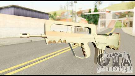 Famas from Metal Gear Solid для GTA San Andreas