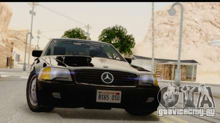 Mercedes-Benz 500SL R129 1992 для GTA San Andreas