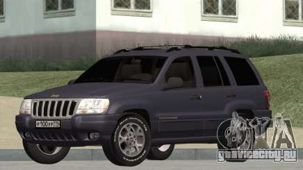 Jeep Grand Cherokee WJ для GTA San Andreas