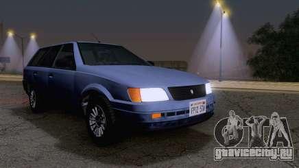 GTA V Ingot для GTA San Andreas