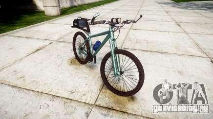 Полицейский горный велосипед [ELS] для GTA 4