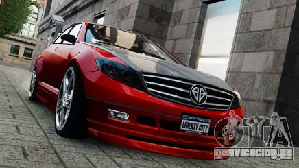 Schafter Gen. 2 Grey Series для GTA 4
