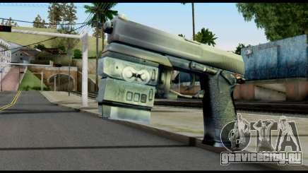 Socom from Metal Gear Solid для GTA San Andreas