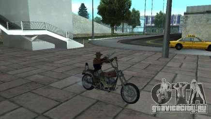 Angel GTA 4 TLaD для GTA San Andreas