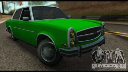 Benefactor Glendale (GTA V) для GTA San Andreas