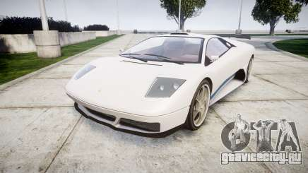 GTA V Infernus Pegassi [Retexture] для GTA 4
