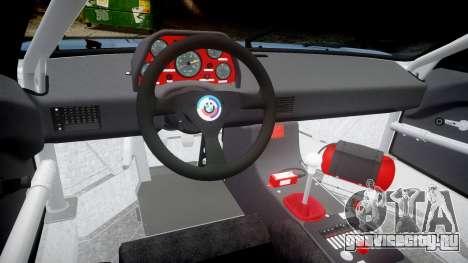 BMW M1 [EPM] для GTA 4 вид сзади
