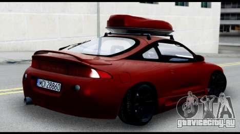 Mitsubishi Eclipce для GTA San Andreas